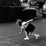 Hopscotch Girl By Jim Steinhardt